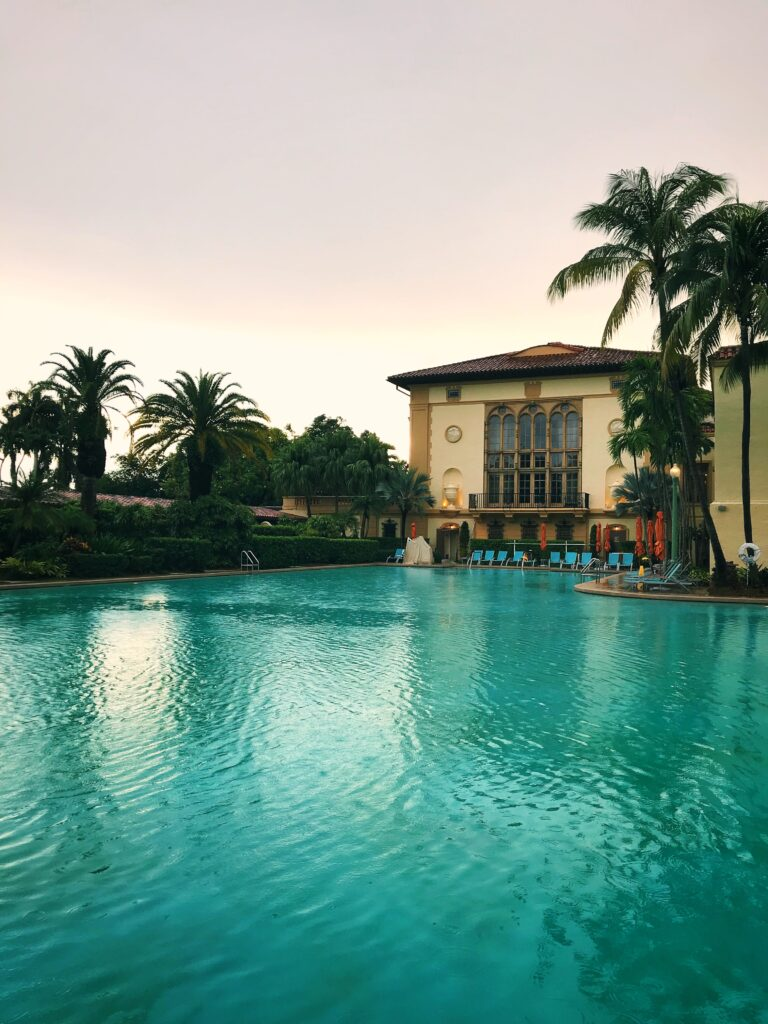 World Famous Pool at The Biltmore Miami