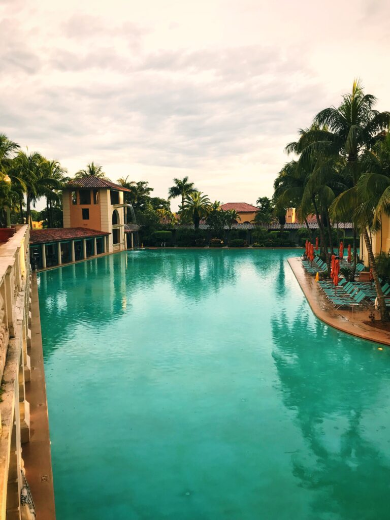 Largest Pool In Coral Gables Florida