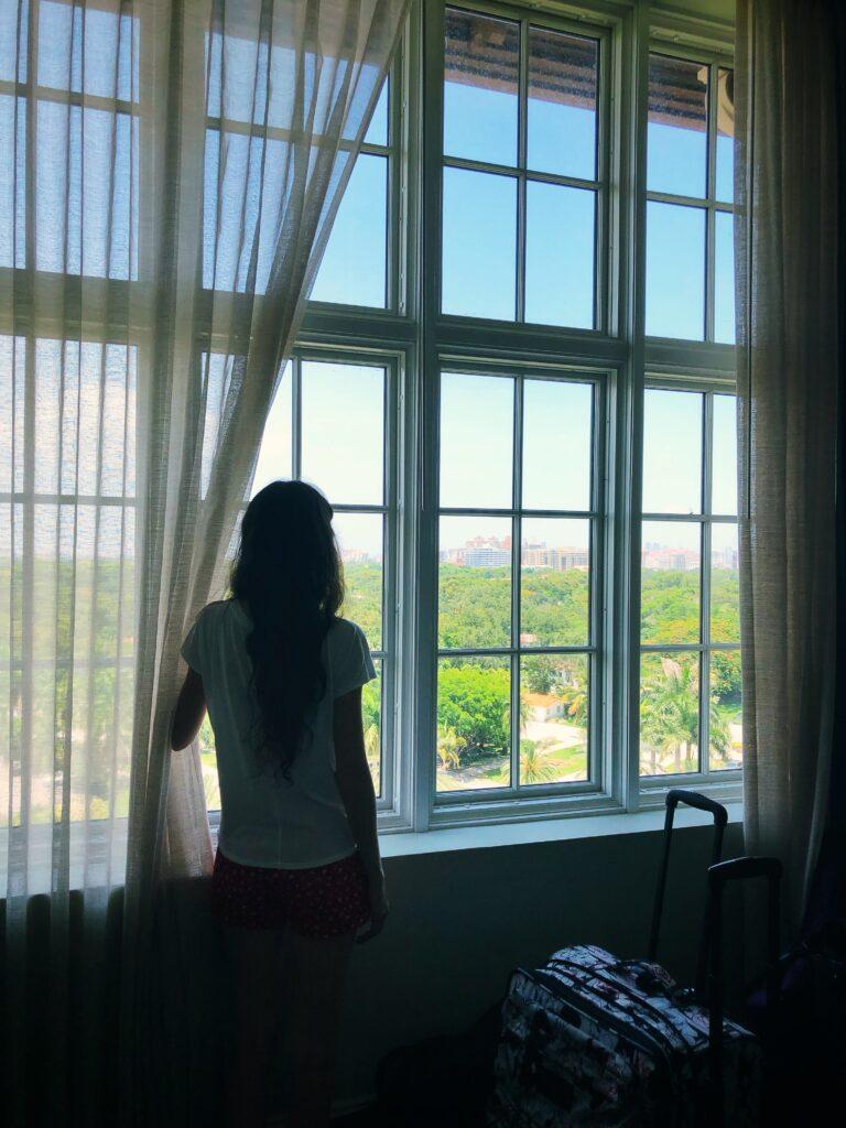 The Biltmore Miami Room View