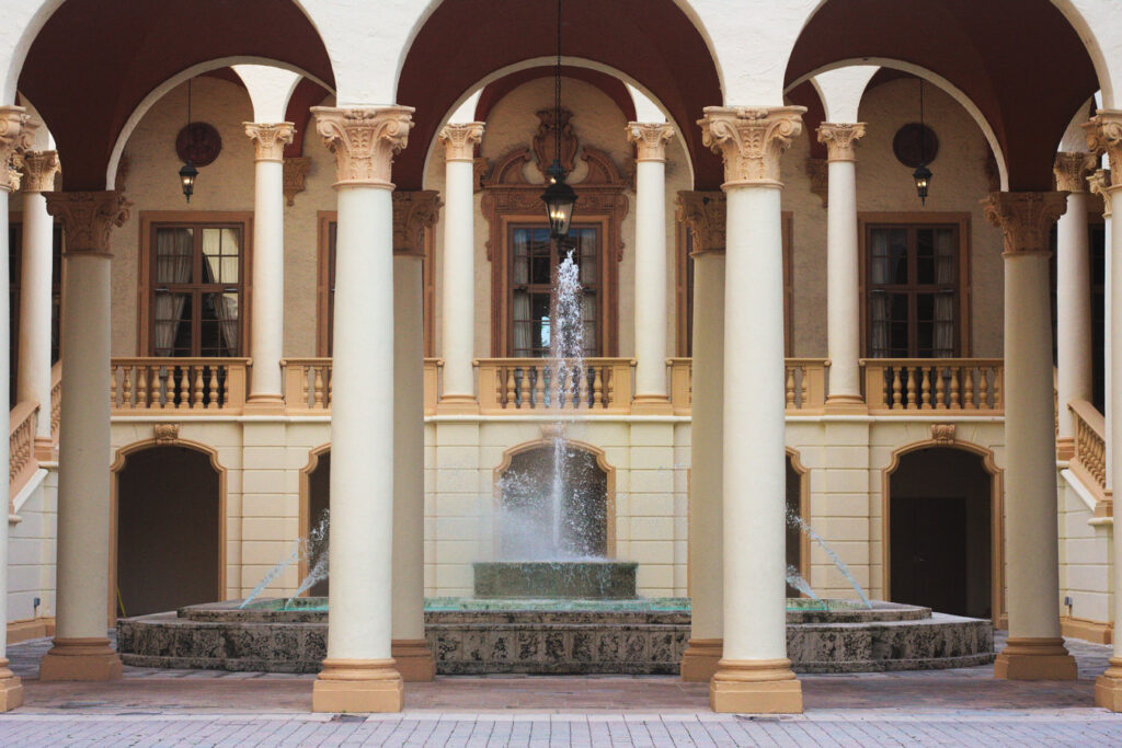 The Biltmore Coral Gables Fountain