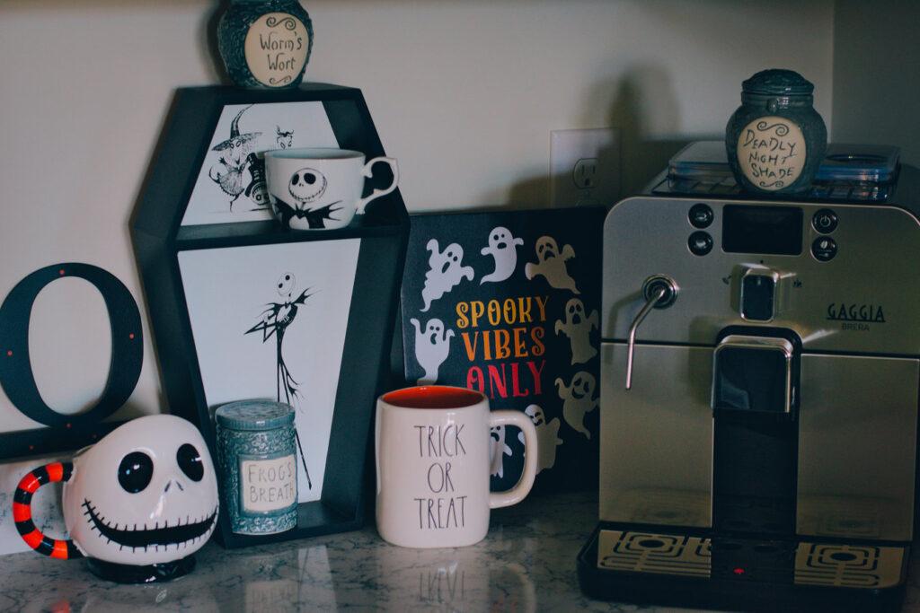 Jack Skellington Coffee