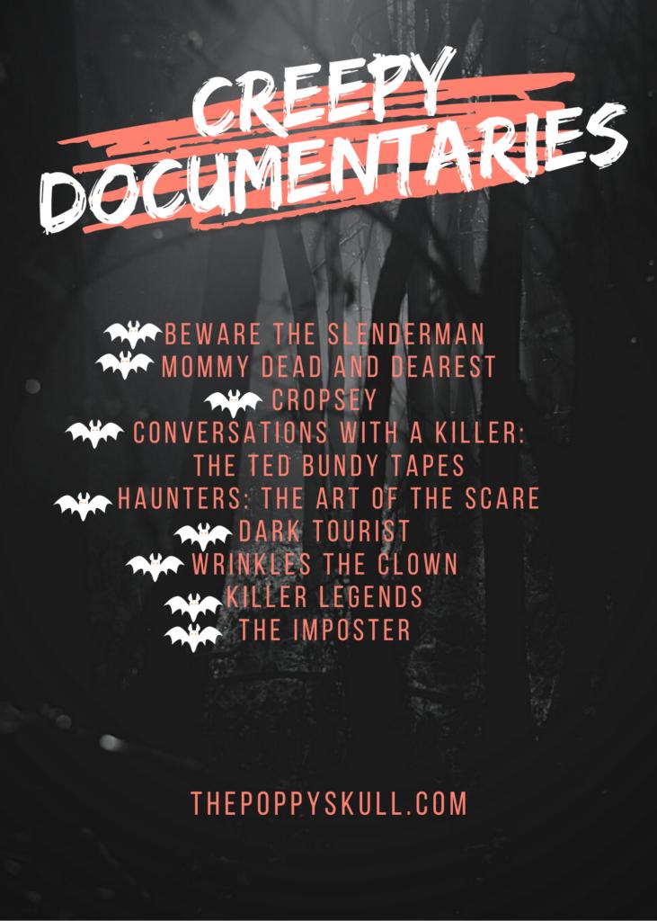 Creepy Documentaries The Poppy Skull