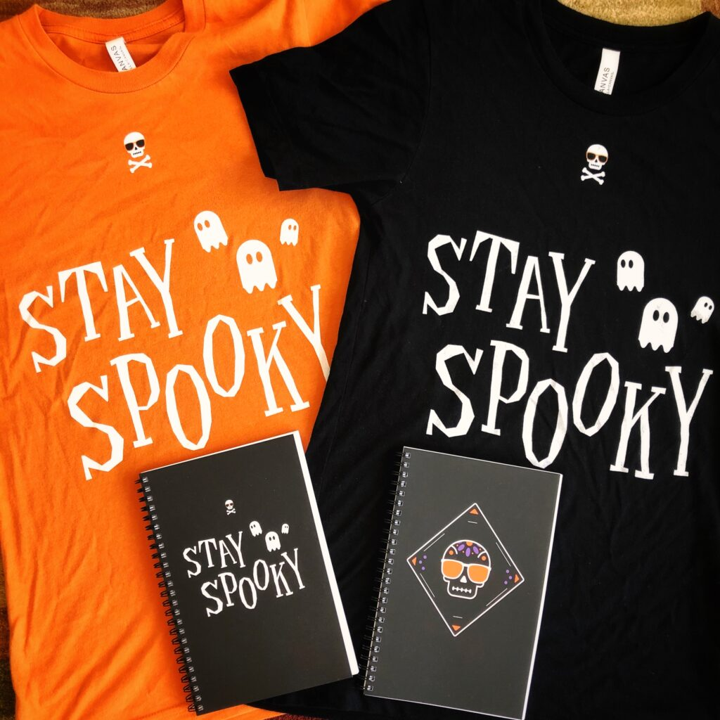 Stay Spooky Collection 2021
