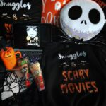 Snuggles and Scary Movies- The Poppy Skull