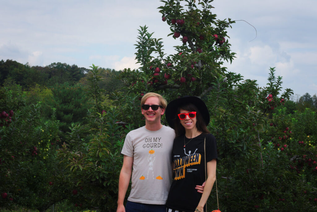 Chester County Apple Picking