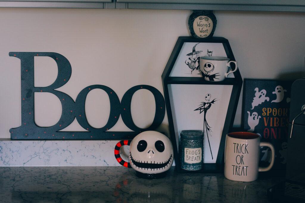 Halloween Coffee Bar