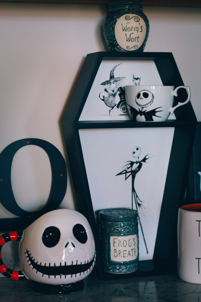 Nightmare Before Christmas Coffee