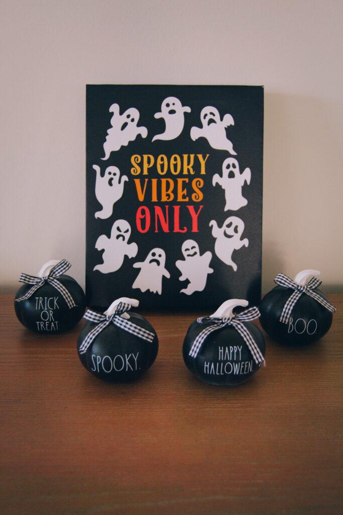 Halloween Decor Haul