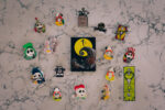 Nightmare Before Christmas Pin Collection